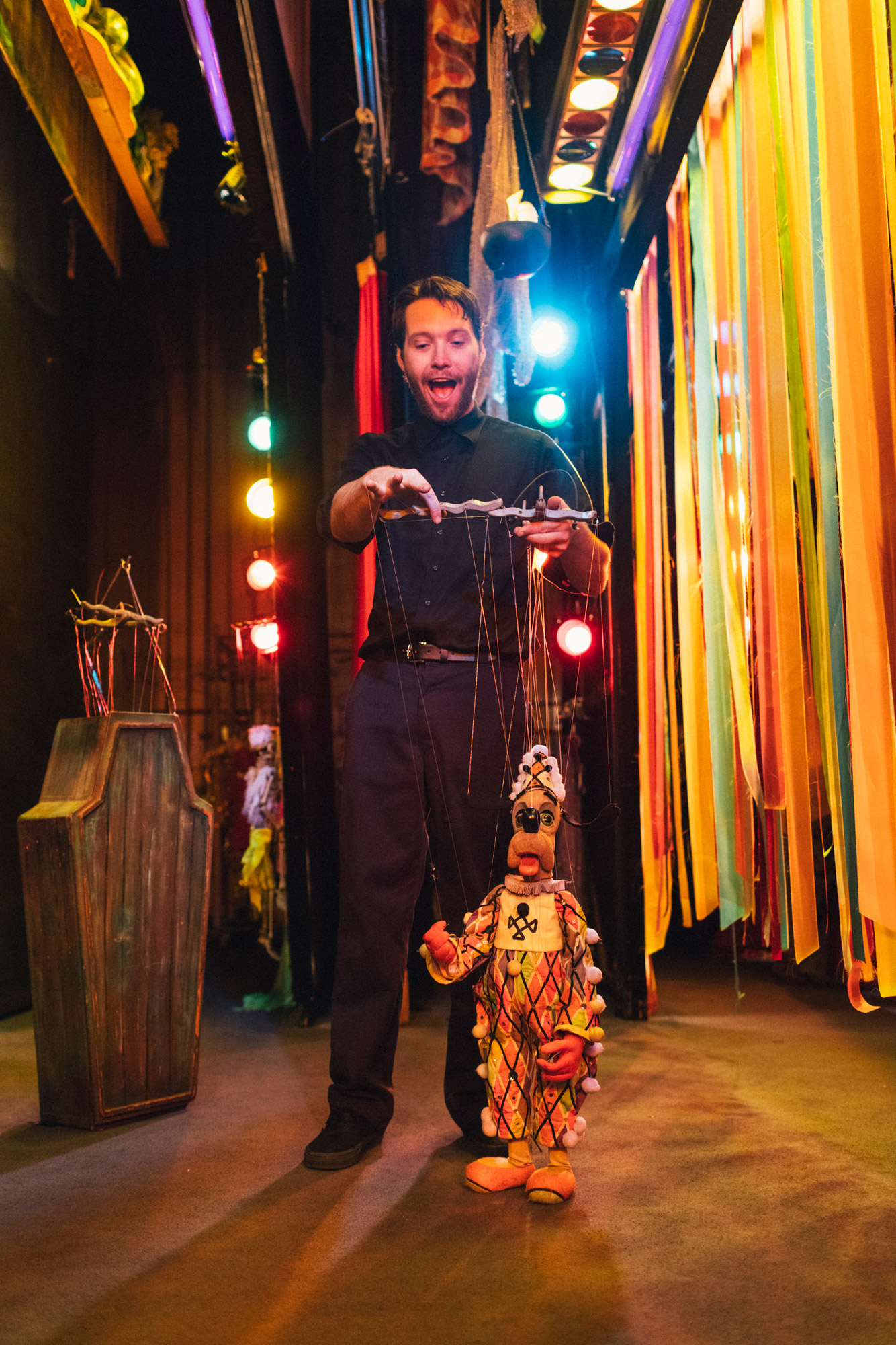 Making Magic w/Bob Baker Marionette's Exec Director, Alex Evans