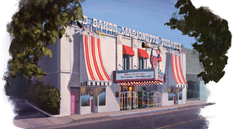 Bob Baker Marionette Theater Has a New Home!