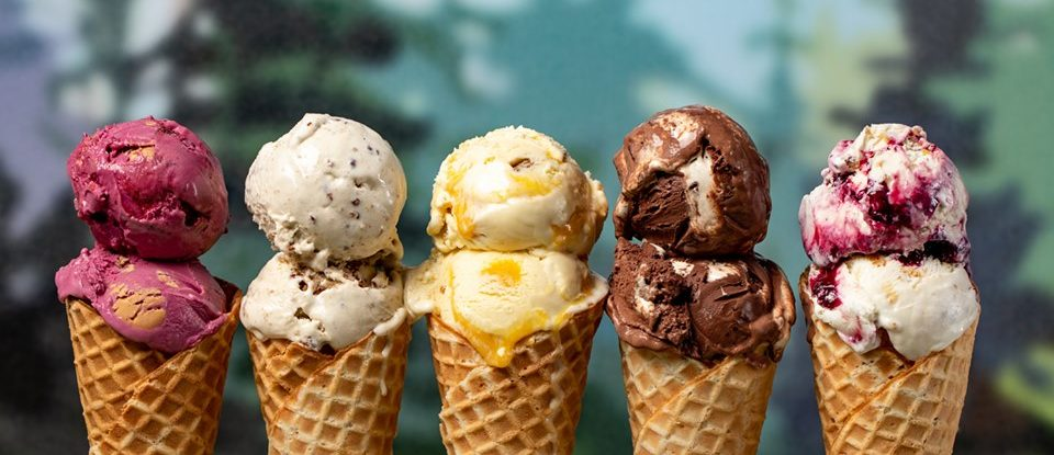 Salt & Straw is NOW OPEN!